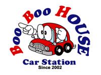 Car Station BooBoo HOUSE