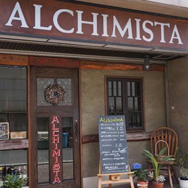 ENOTECA ALCHIMISTA