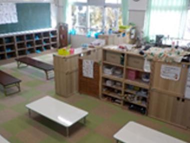 鶴甲学童保育コーナー